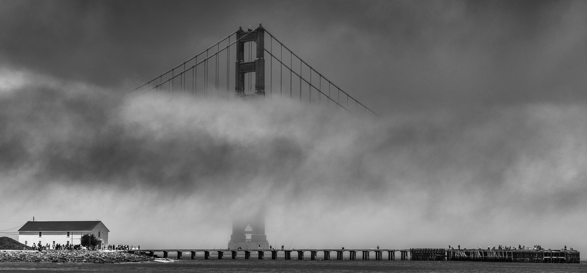 GoldenGate Fog
